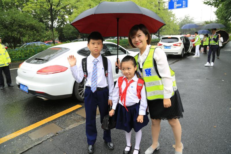 2019浙江省關注兒童出行安全大型公益活動正式啟動